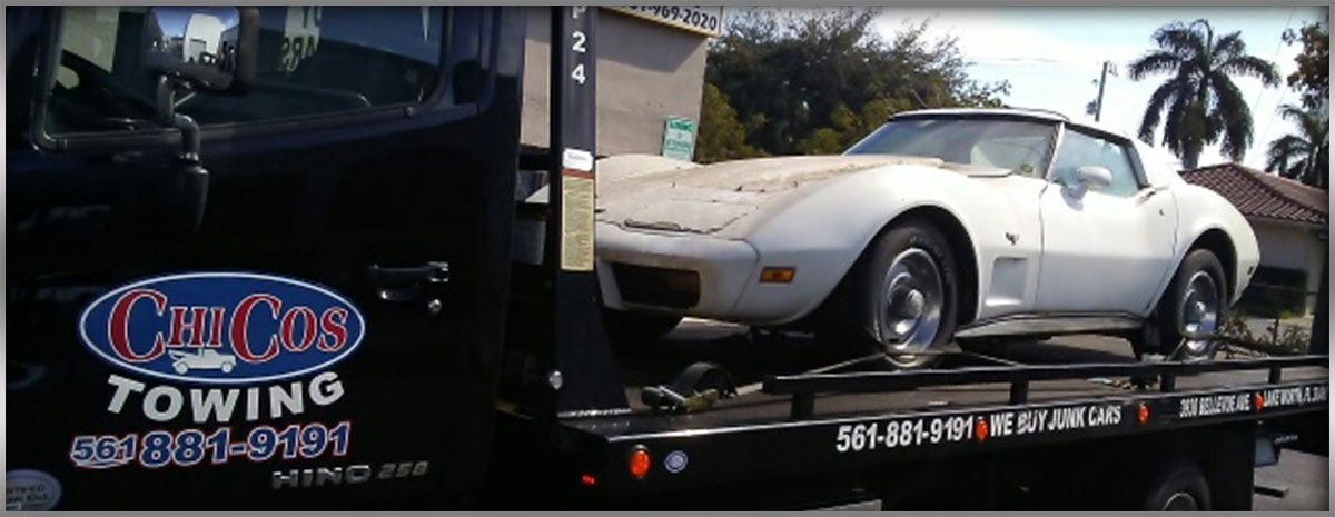Tow Truck Service | Roadside Assistance In West Palm Beach Florida ...