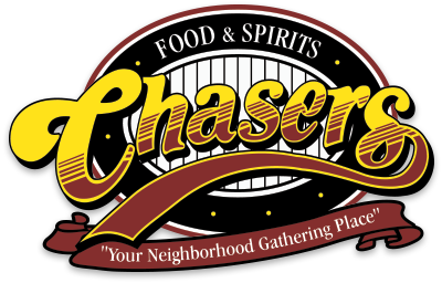 Chasers Food & Spirits Information
