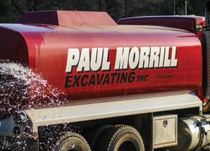 Paul Morrill Excavating San Ramon CA