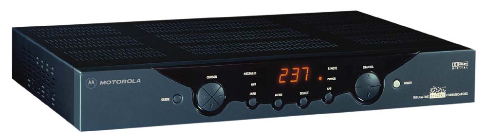 carolina mountain cablevision inc user manuals Motorola DCT2000 Motorola DVR DCH6416