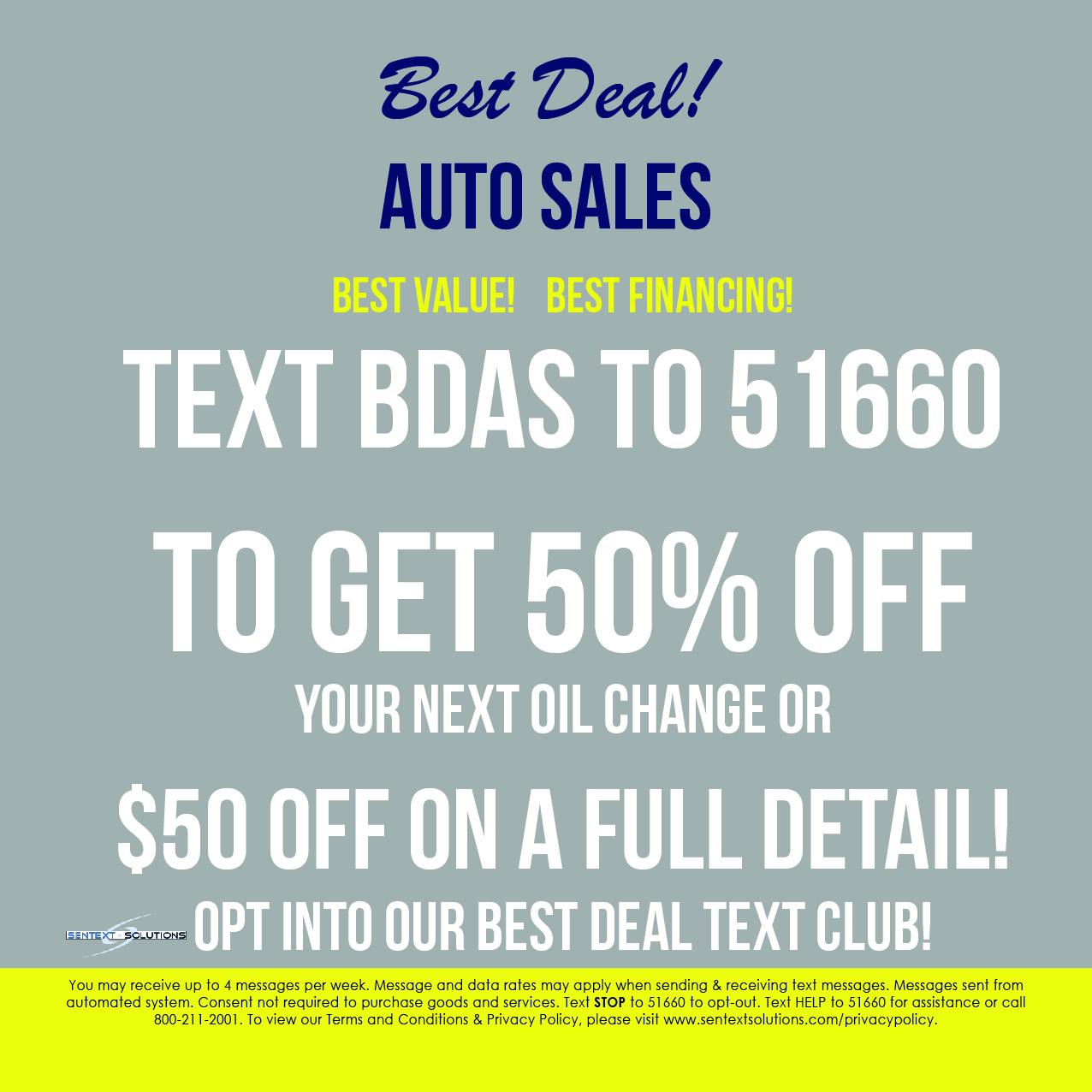 Best Deal Auto Service 2515 Scotswolde Drive Fort Wayne, IN 46808