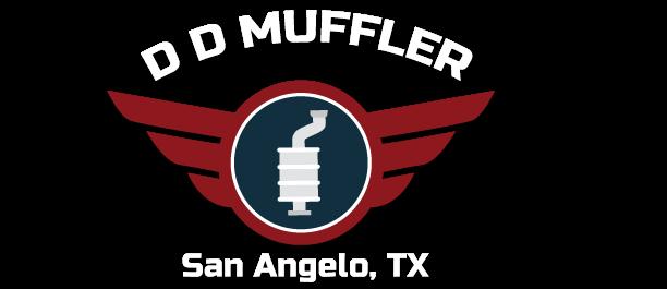 D D Muffler   Exhaust Installation Shop In San Angelo Texas
