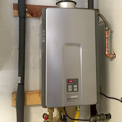 ganesh works & ch services | tankless water heaters
