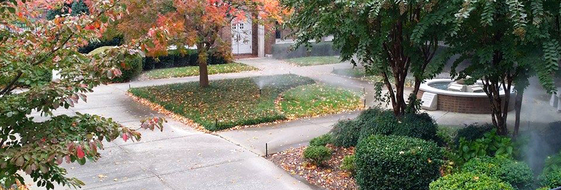 Lawn Irrigation Systems | Snow Removal Service - The Lawn