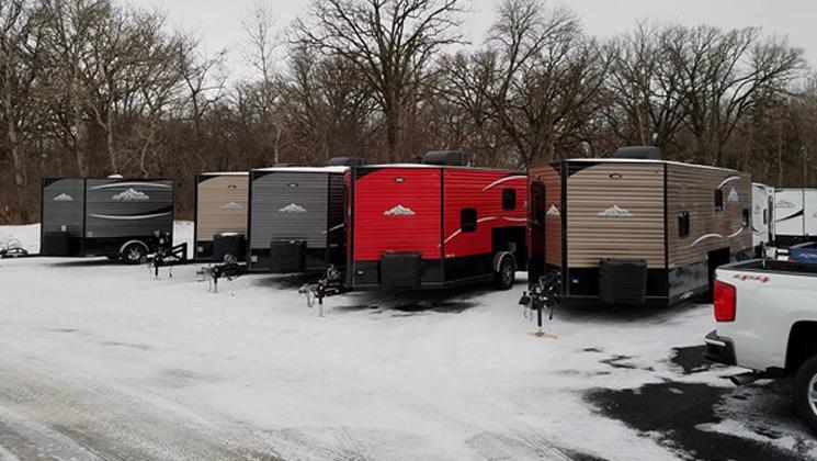 Ice Fishing Houses Dealer In Paynesville Minnesota