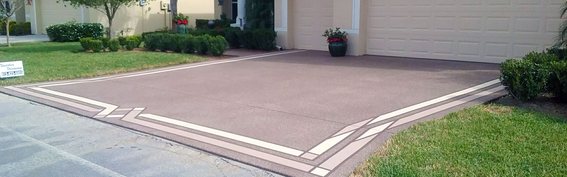 Decorative Driveways Llc Contractor In Zephyrhills Florida