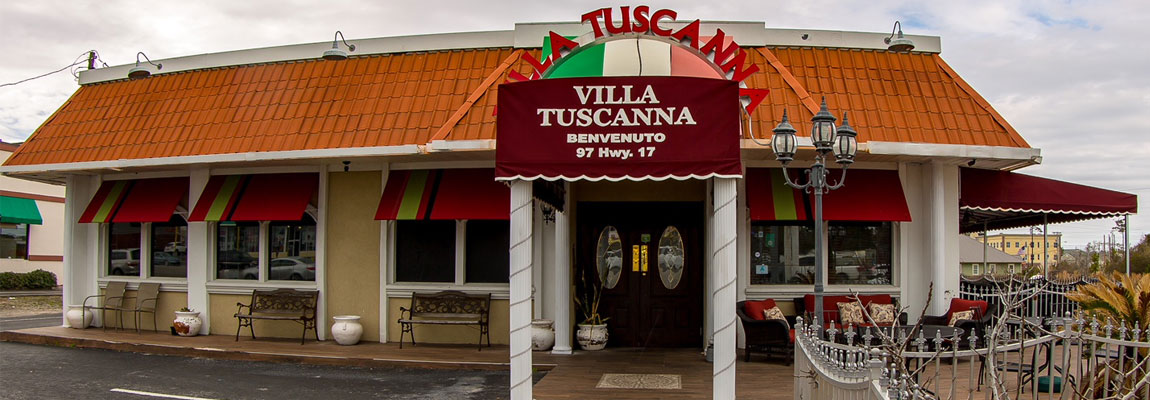 Villa Tuscanna In North Myrtle Beach South Carolina