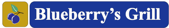 Blueberry's Grill Logo