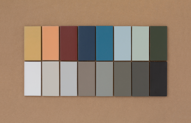Our 16 Non-Slip Floor tile colors, available in 40+ sizes. See them all by visiting our website!