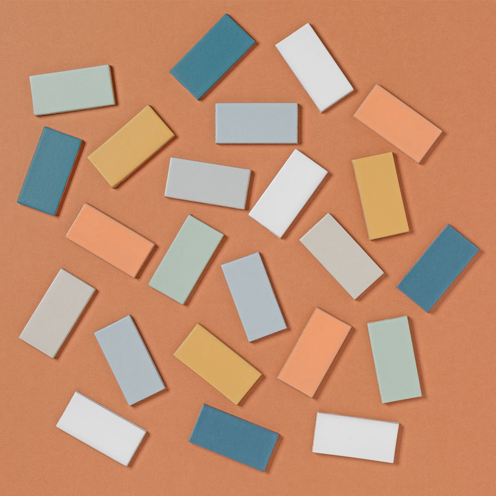 Non-Slip Floor tile! Available in 16 colors and 40+ Shapes.