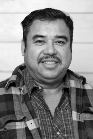 2019 Q2 Photo Team Headshot Black And White Alfredo Garcia