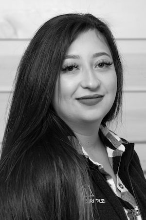 2019 Q2 Photo Team Headshot Black And White Kenya Garcia
