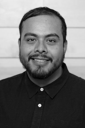 2019 Q2 Photo Team Headshot Black And White Raul Vega
