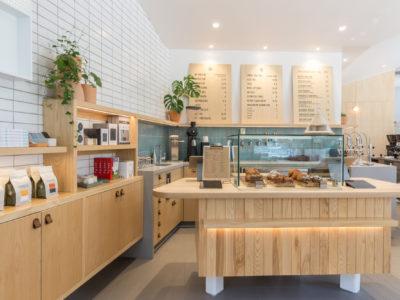 Verve Coffee Shop