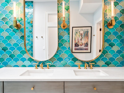 Mermaid Master Bath