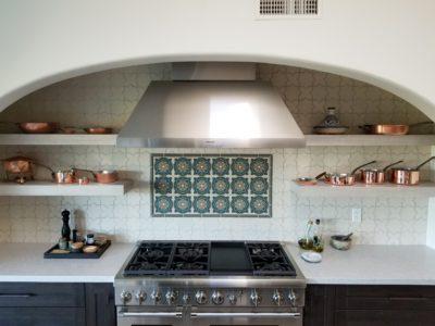 Handpainted Madrid Kitchen