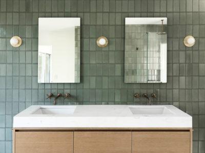 Mandy Moore: Rosemary Bathroom