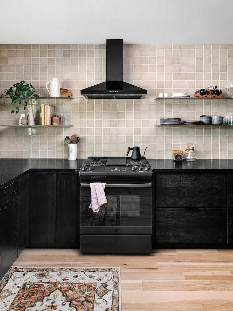 Chase Lauren Daniel Birch Kitchen Fireclay Tile