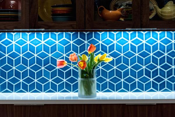 Adriatic Sea Escher Kitchen