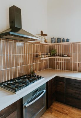 Nutmeg Kitchen Backsplash