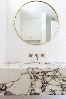 Mandy Moore: Guest Bathroom