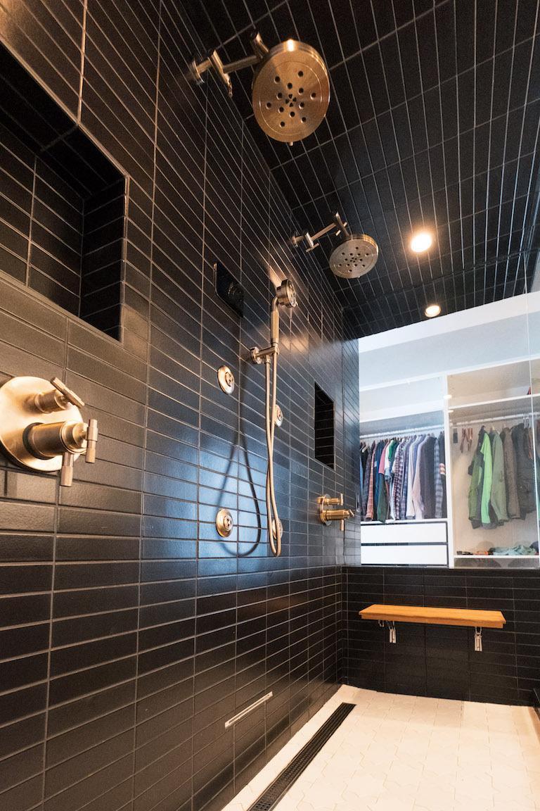blog-2018_q4_hi_res_rights_FC239163_pam_matt_mcgrogan_ceramic_bathroom_master_shower_2x8_basalt_horizontal_straight_stack_ceiling_bullnose_trim_mini_star_cross_daisy_shower_pan_2.jpg?mtime=20190418164810#asset:448809