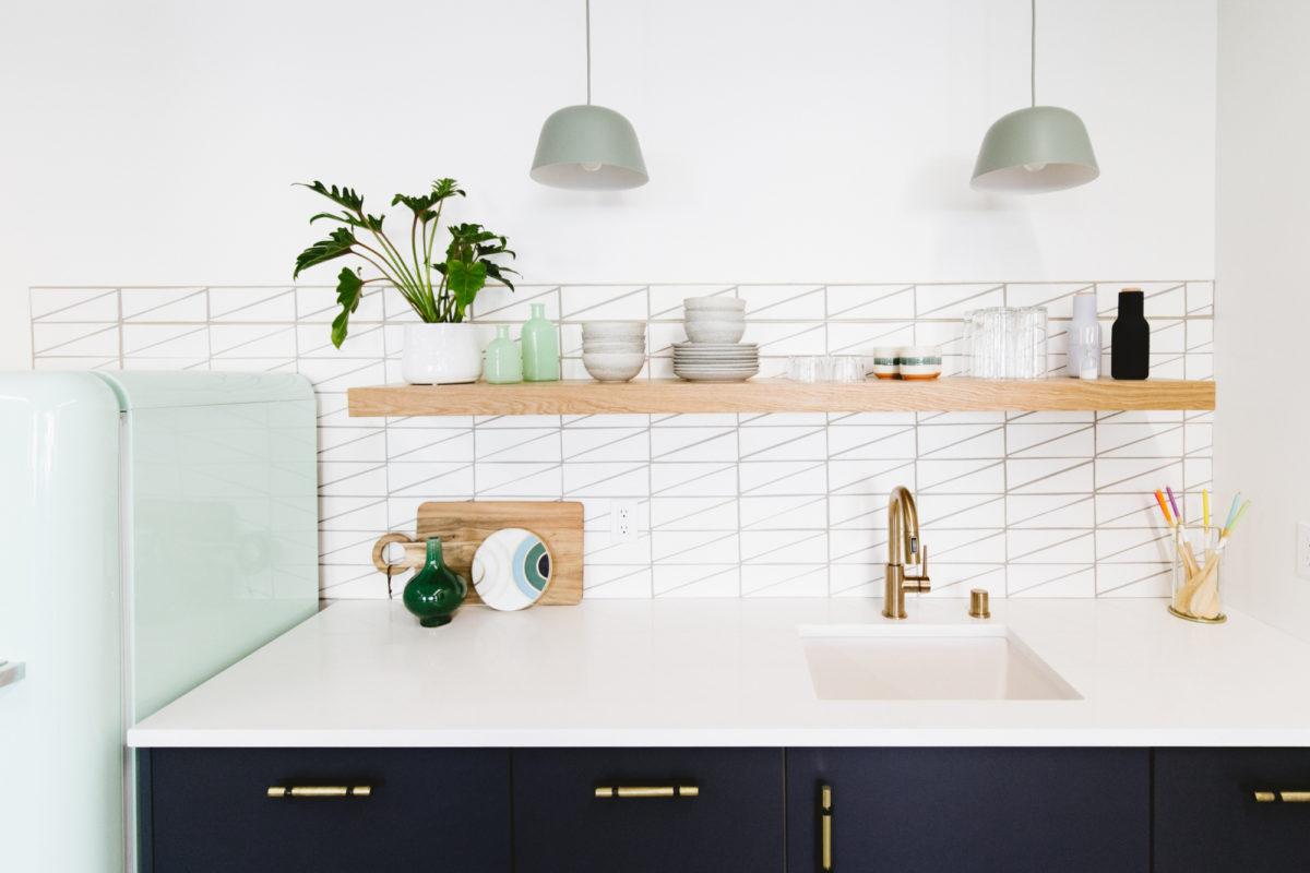 Project spotlight certain standard office kitchen fireclay tile
