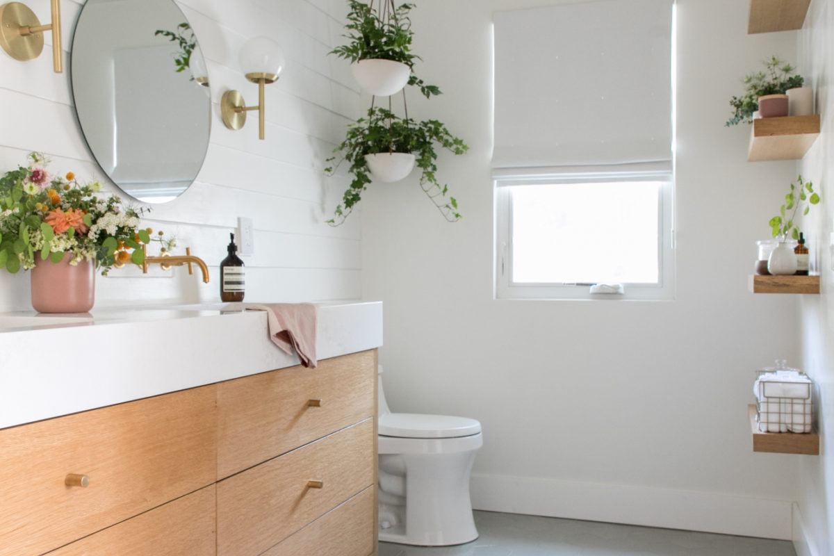 Project Spotlight: Sugar and Charm Bathroom Reveal | Fireclay Tile