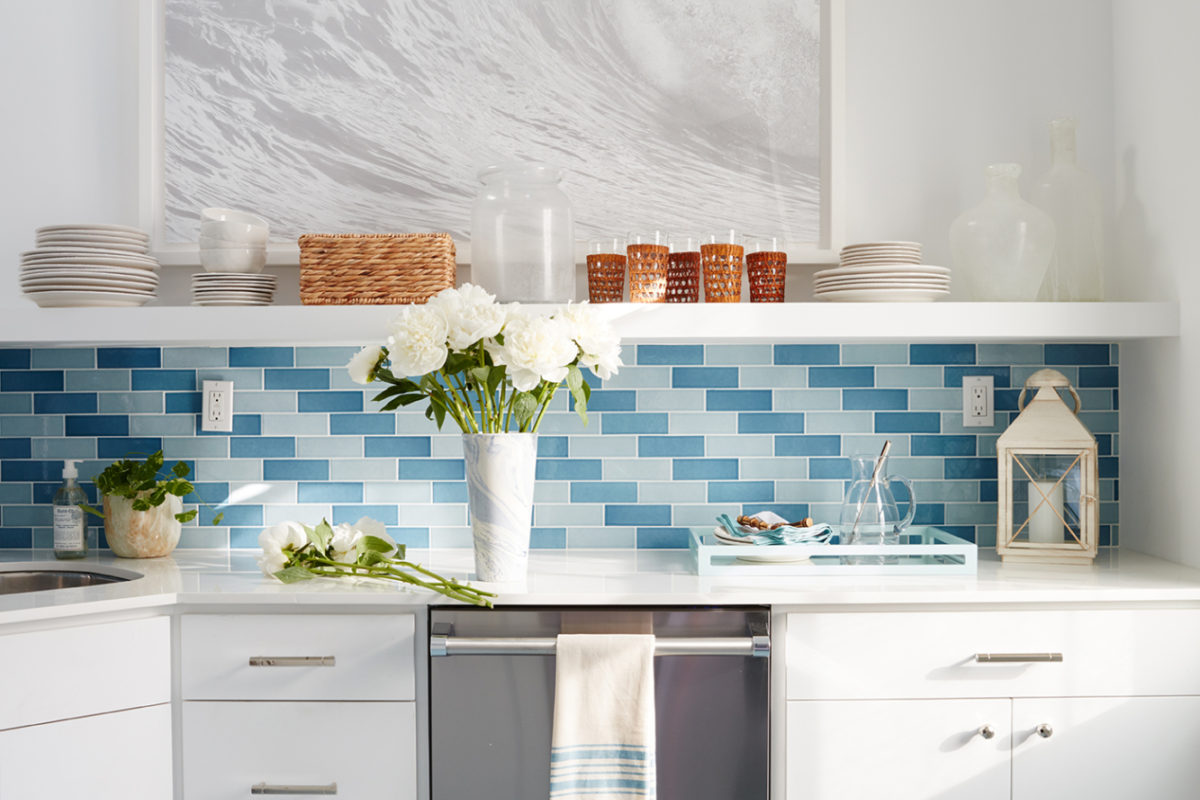 Floor Tile: Step up your Kitchen Style | Fireclay Tile