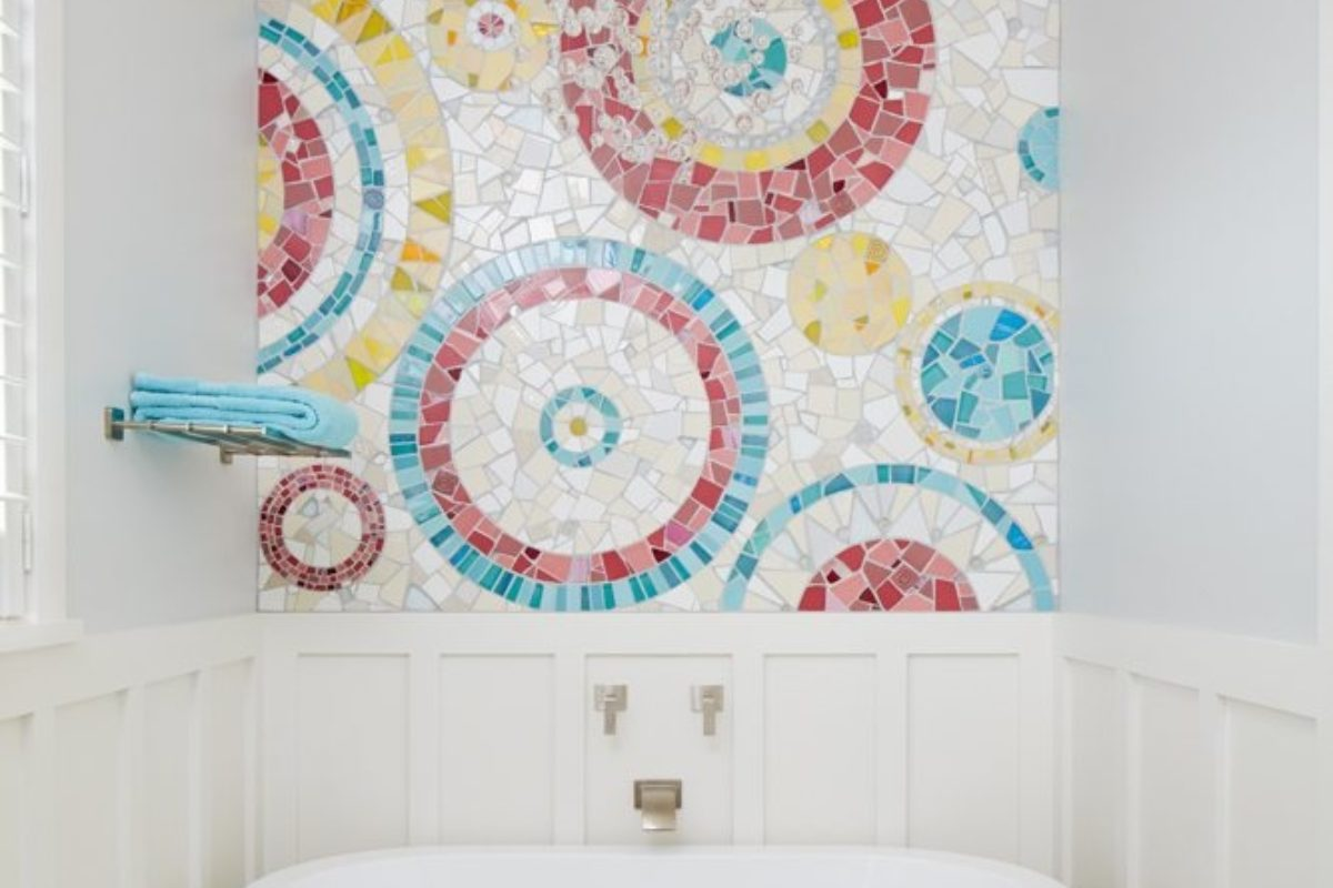 Tile by Style: Eclectic Bathrooms | Fireclay Tile
