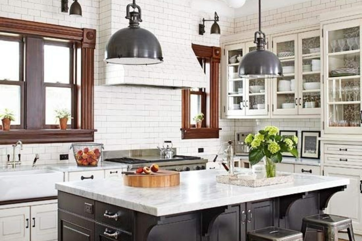 Design Trends Add Height With Counter To Ceiling Fireclay Tile