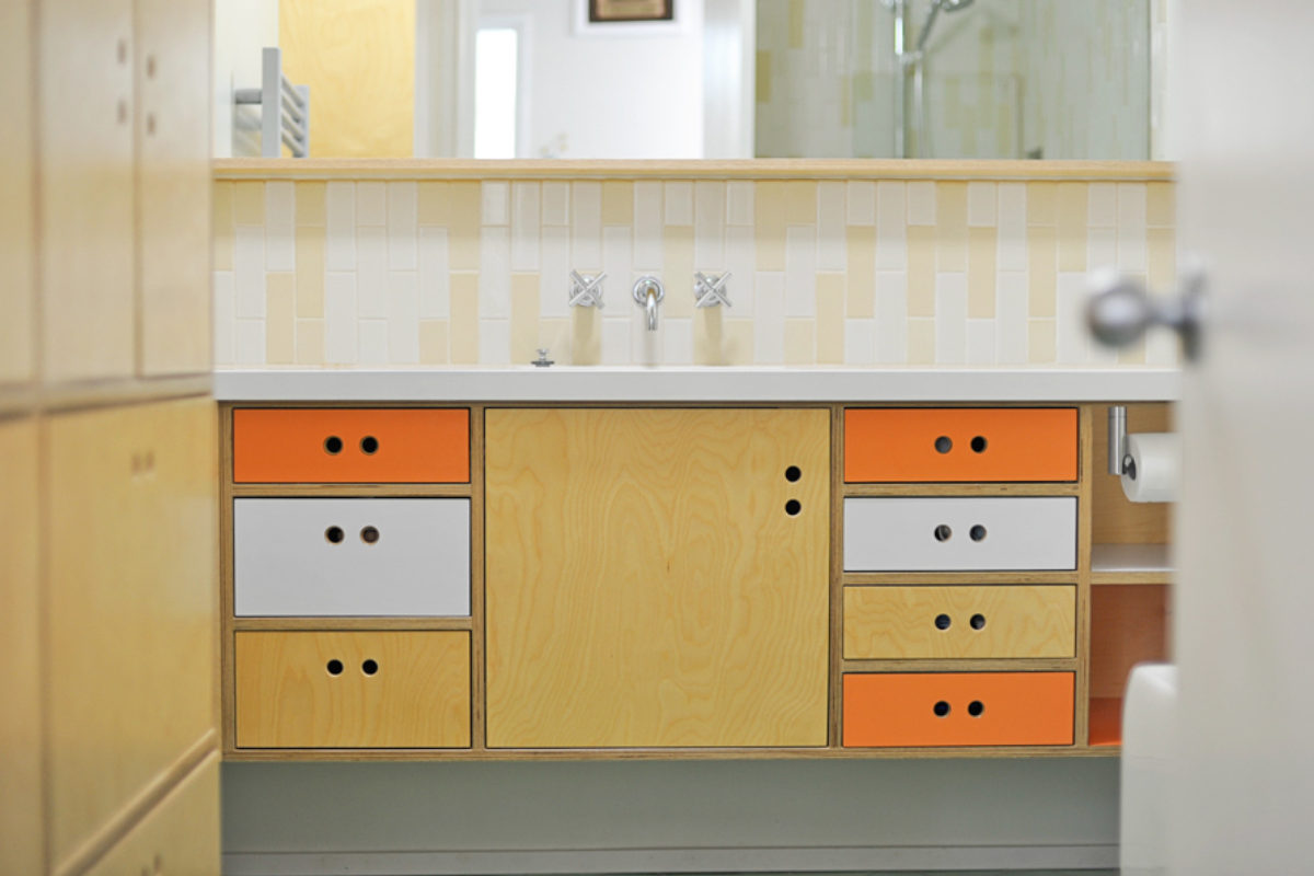 Tile by Style: Mod About Midcentury Bathrooms | Fireclay Tile
