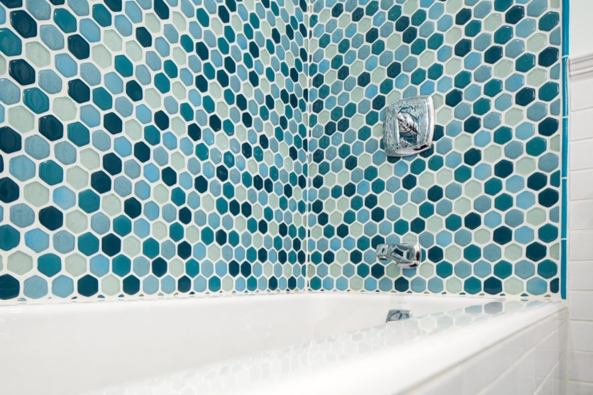 Tile vs Glass in the Bathroom: Which is Best For You? | Fireclay Tile
