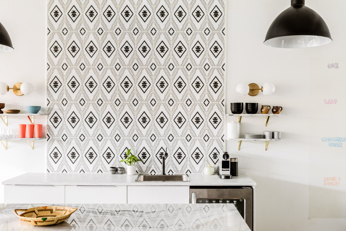 Tile School: How to Choose the Right Material for your Backsplash