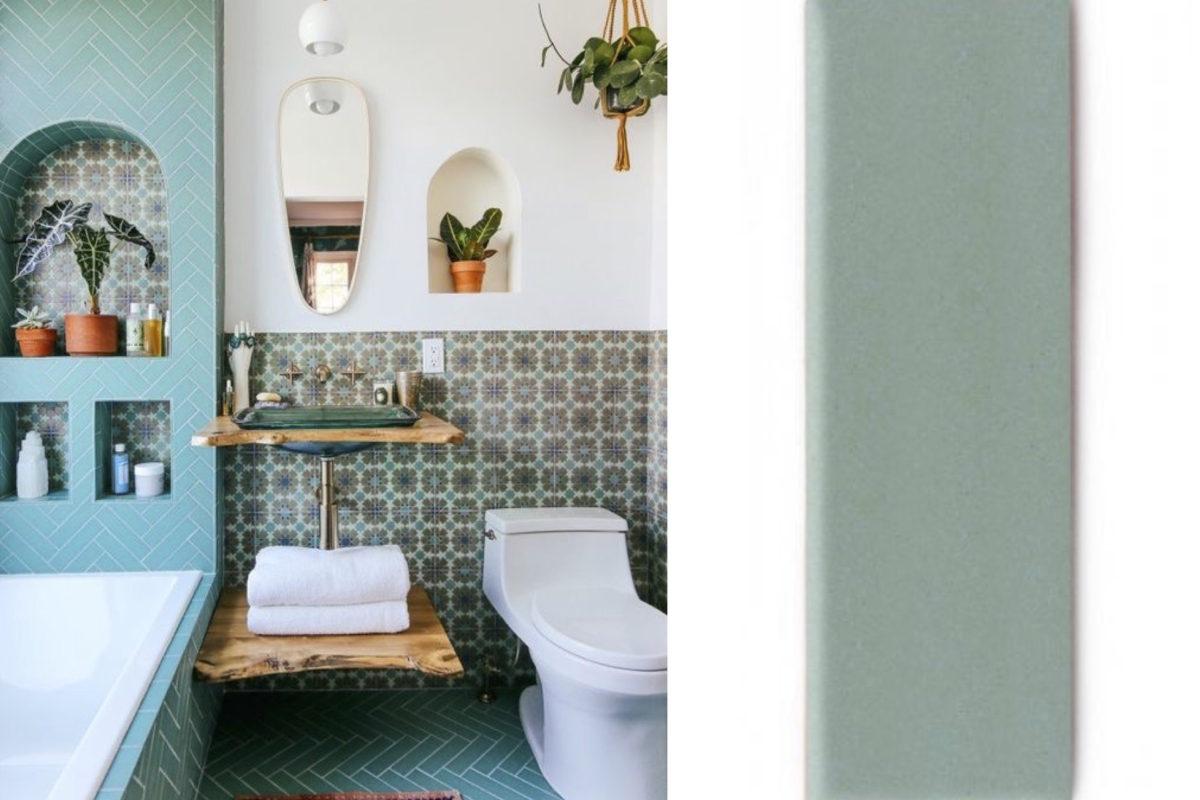 Color Spotlight: Tidewater | Fireclay Tile