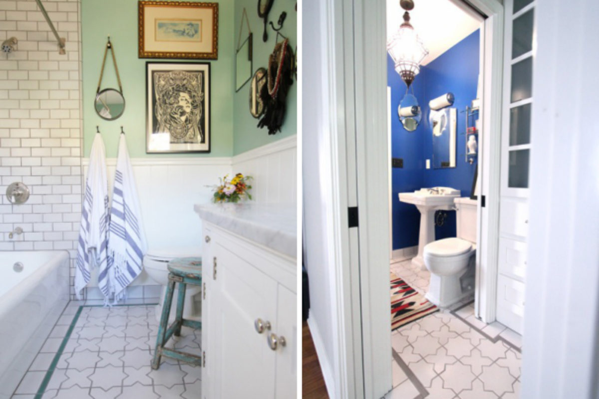 Installation Stories: Moroccan-Inspired Bathrooms Get… | Fireclay Tile