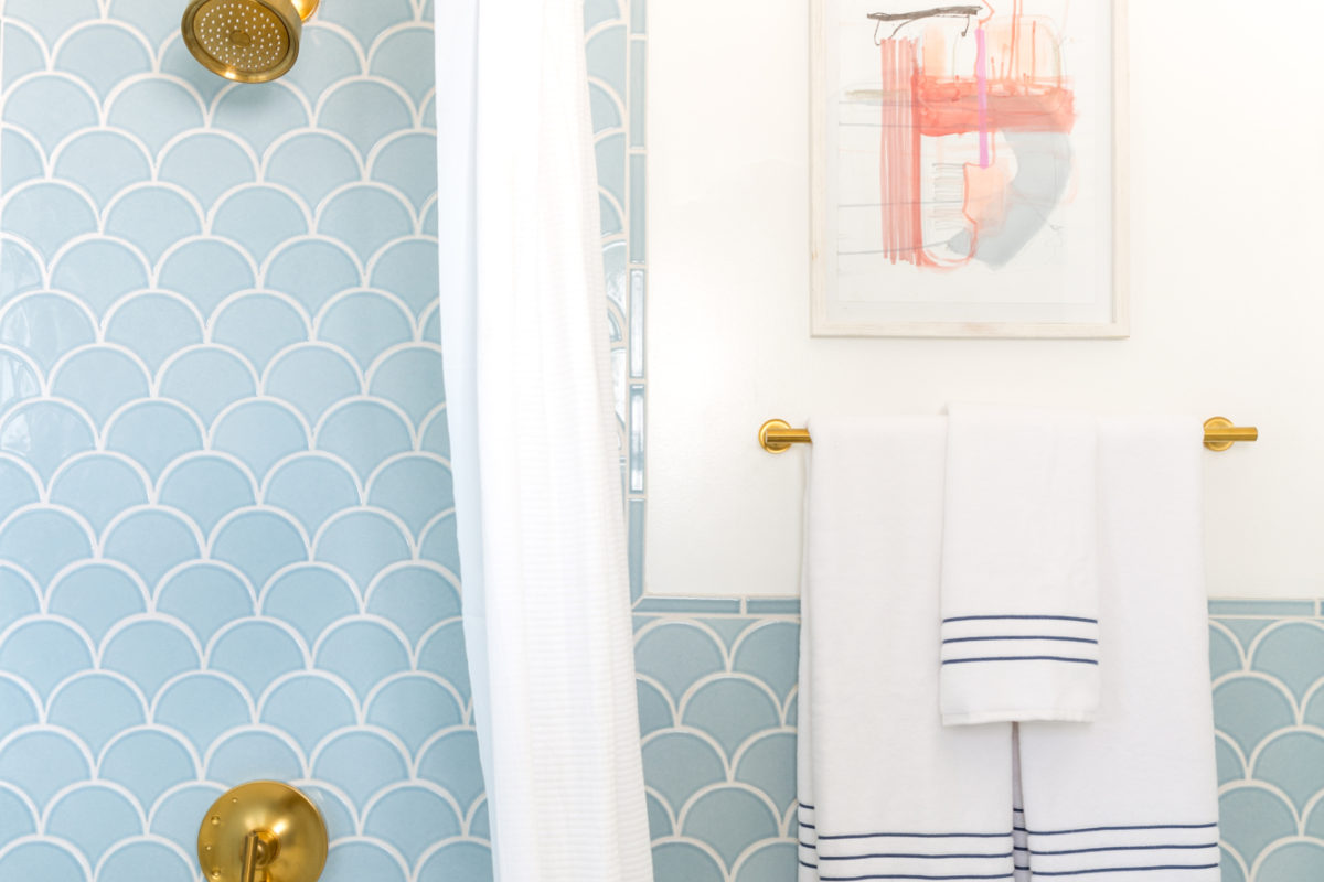 Tile School: How to Lay Ogee Drops like a Pro | Fireclay Tile