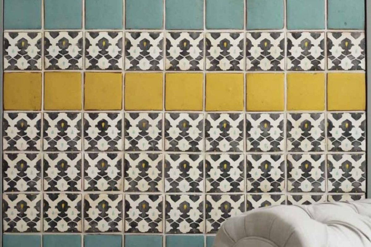 Design Trends: Tiled Accent Walls | Fireclay Tile