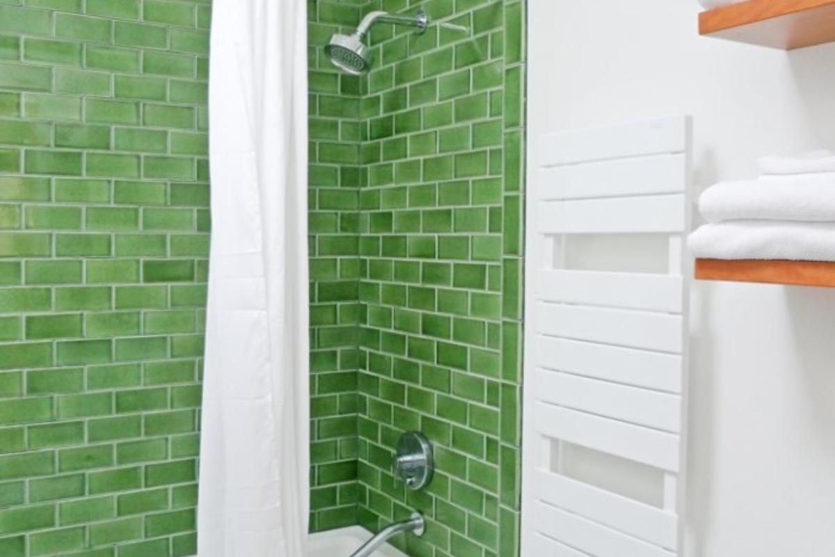 Tile School: Tile vs Glass in the Shower, Which One… | Fireclay Tile