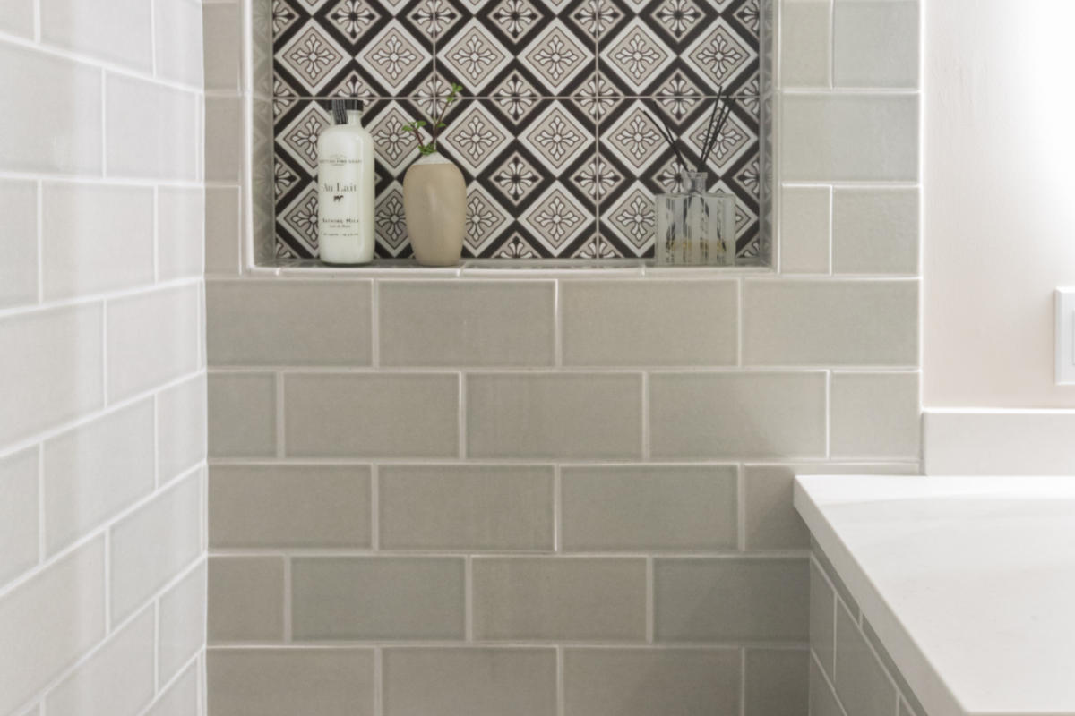 Installation Stories: Cool Take on Classic Style | Fireclay Tile