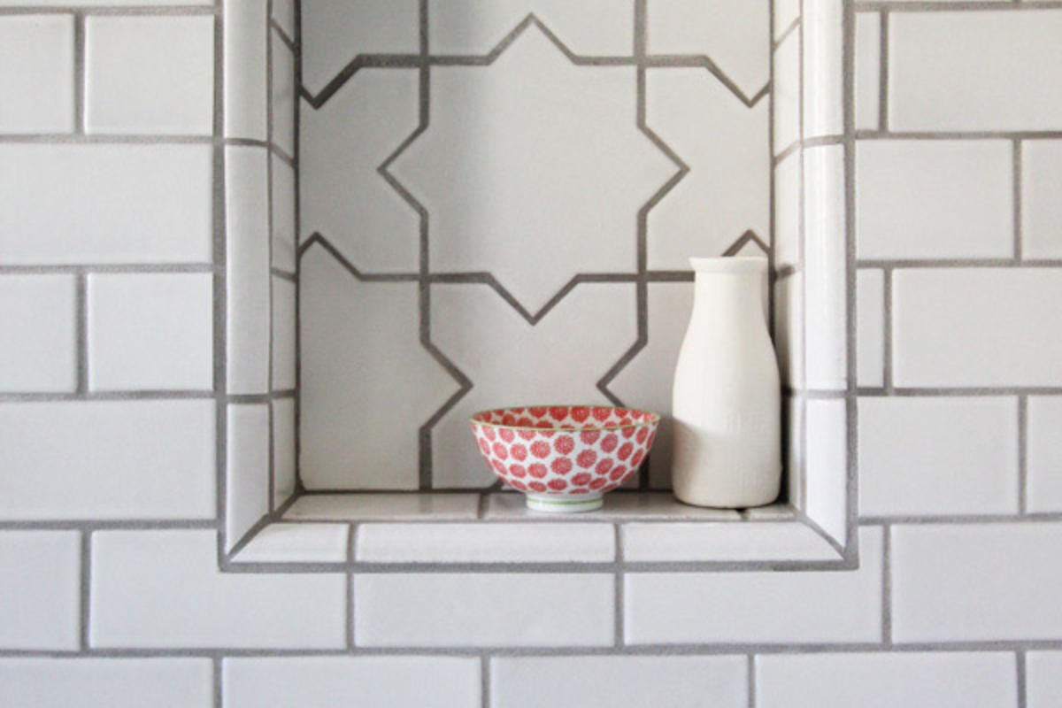 Tile School Turning A Corner Fireclay Tile