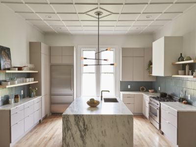 The Filomena: Flagstone Kitchen Tile