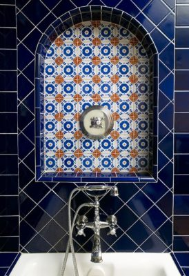 Tile Trends: Shower Niches We Love