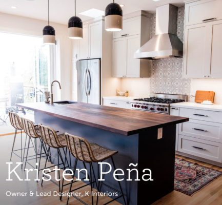 Designer Spotlight: Meet Kristen Peña of K Interiors