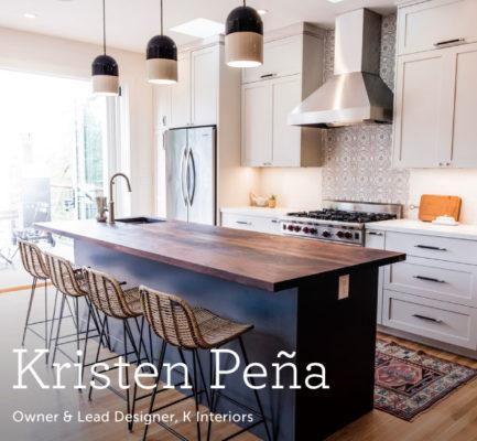 Designer Spotlight: Meet Kristen Peña of K Interiors