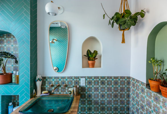 Style Spotlight: Moroccan Tile