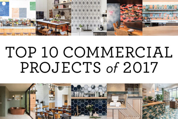 Top 10 Commercial Projects of 2017
