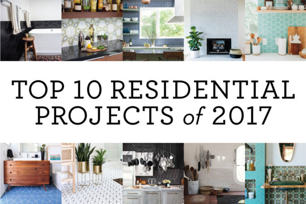 Top 10 Residential Projects of 2017
