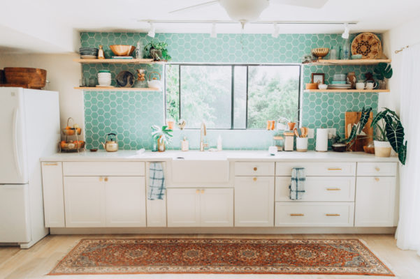 Design Trends: Styling Your Kitchen with Open Shelving and Tile