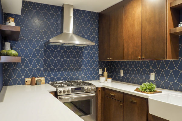Project Spotlight: Vibing in Blue Velvet